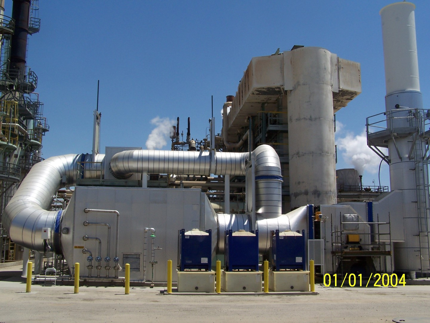 Jmsec Industries Steam Methane Reforming Scr Catalyst System On An Smr Plant